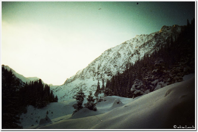 Fagaras mountains, Valea Doamnei