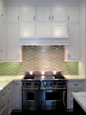 The Backsplash Tile Comes From One Of Our Bay Area Gems Heath Ceramics These Are Their Dimensional Collection Designs 50s 60s That Have