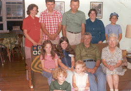 Extended Family 1979ish. Vermont.