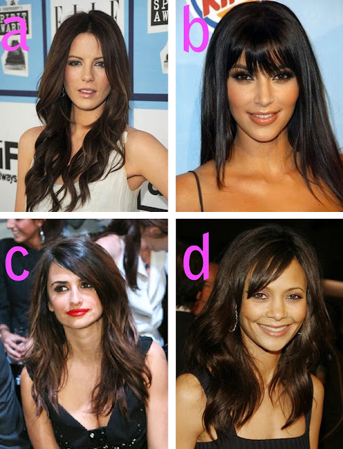 hairstyles with choppy layers and long bangs. Straight Hairstyles With Layers Is it possible to have choppy layers with