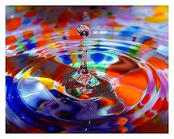 high speed liquid photography