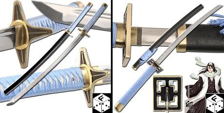 Espadas decorativas