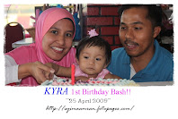 Kyra's 1st Birthday