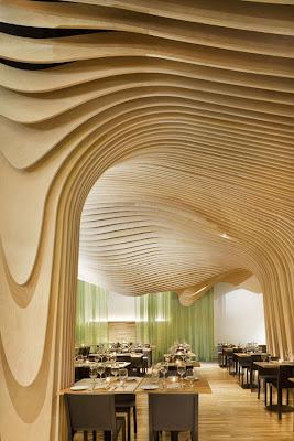 Restaurant Design on Design  Wonderful Modern Restaurant Interior Design   Banq Restaurant