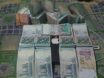 Duit duit dimanakah duit?