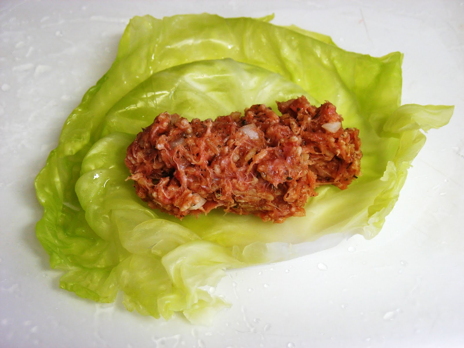 The Gluten Free Spouse: Gluten Free Stuffed Cabbage Rolls ...