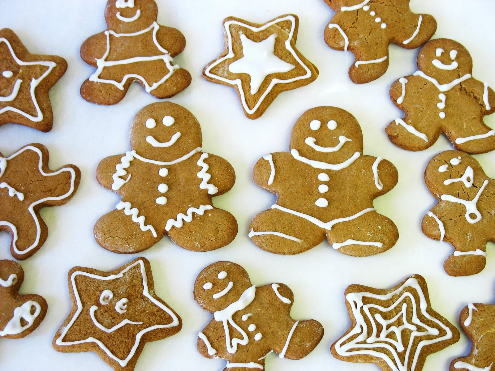 The Gluten Free Spouse: Gluten Free Gingerbread Cookies