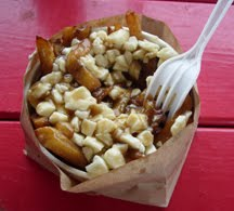 My poutine blog!