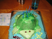 Jaxson's Birthday cake
