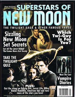 Superstars of New Moon Blast