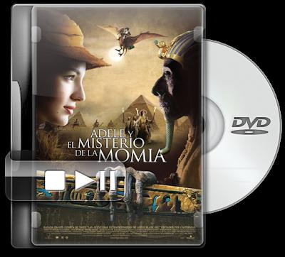 Las Momias del Faraon DvdRip Audio Latino The.Extraordinary