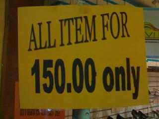 all item