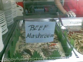 beef mushroom mashroom