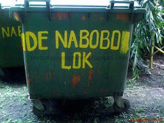 non-biodegradable