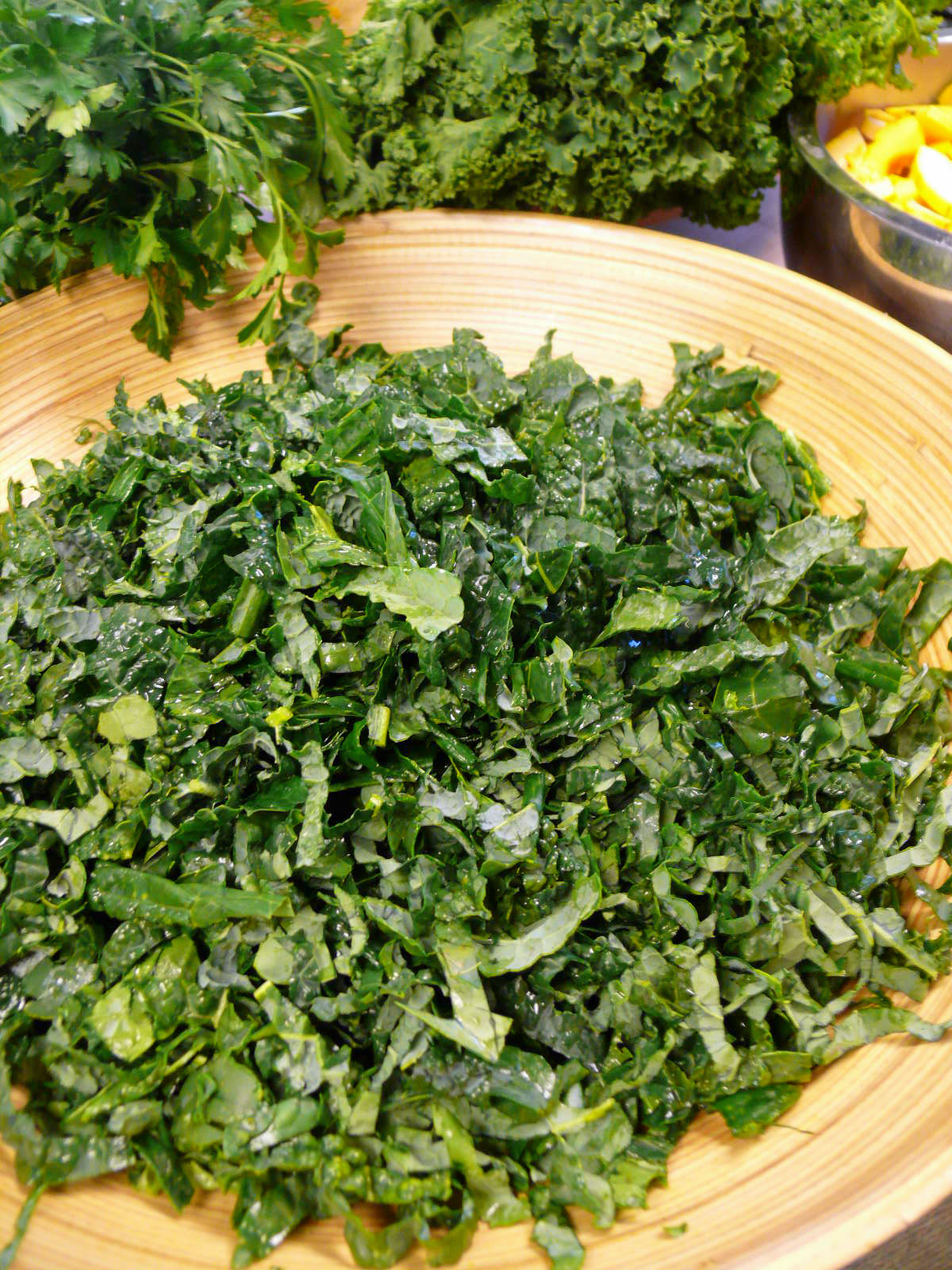 ... Cooking for a Healthy Future: Miso Kale with Winter & Delicata Squash