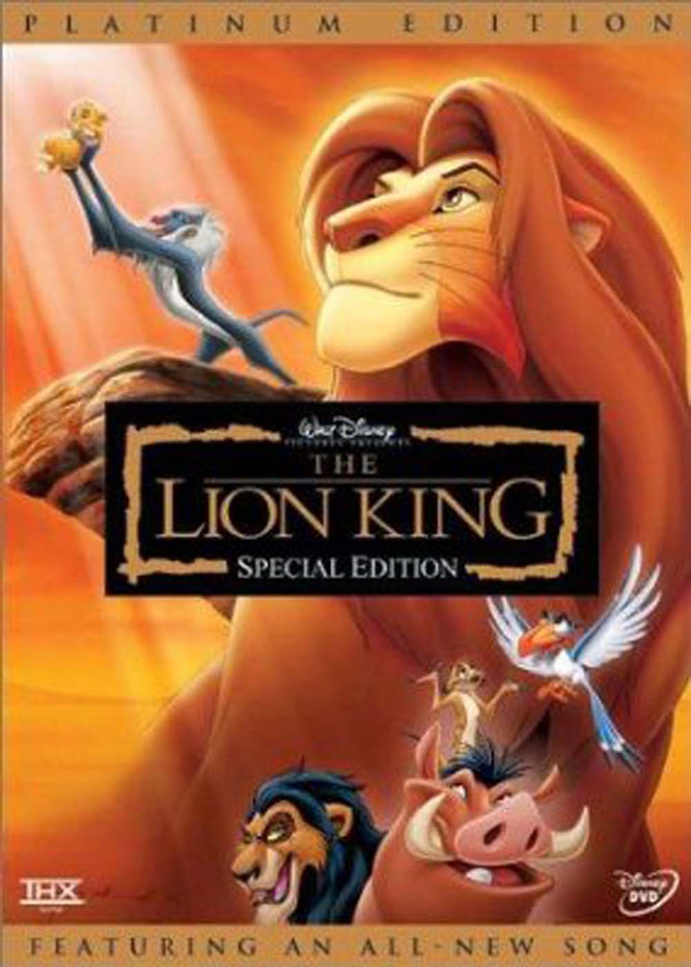 Moviebug 360: The lion king (1994)
