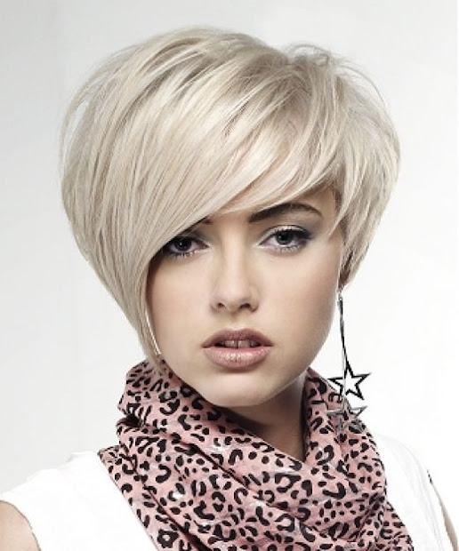 short funky hair styles