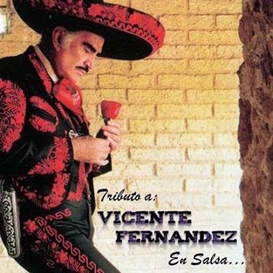 V. A – Tributo A Vicente Fernández En Salsa (2010)