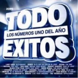 V.A.-Todo Exitos-Los Numeros Uno Del Año (2010)