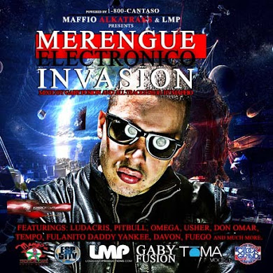 Maffio – Merengue Electronico Invasion The Mixtape