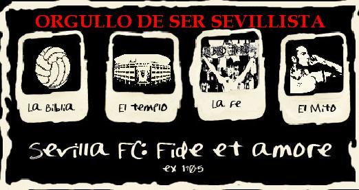 ORGULLO DE SER SEVILLISTA
