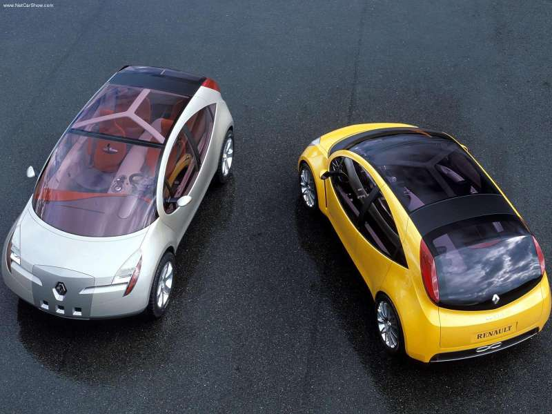 2003 Renault Be Bop Renault Sport Concept. Renault Be Bop SUV Concept