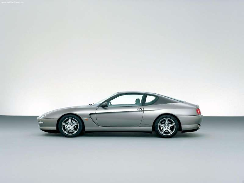 Ferrari 456M GT Scaglietti 2002