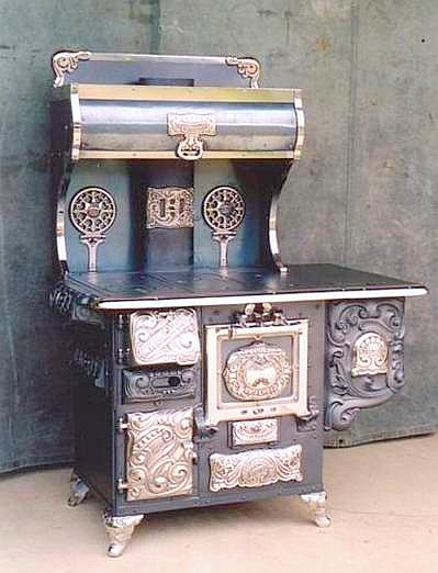 Antique Stoves 09 Pics Curious Funny Photos Pictures