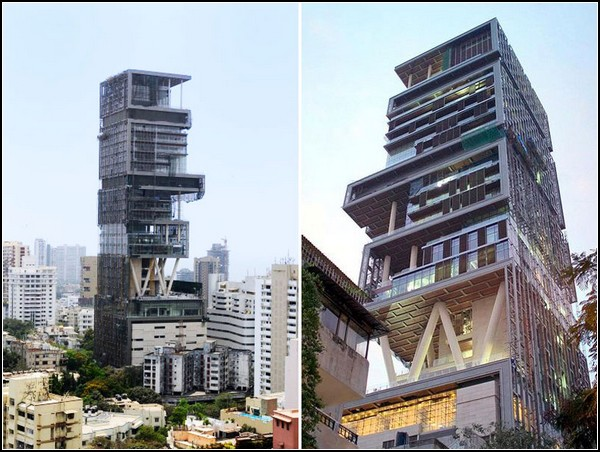 Antilla: the world's largest private home: 07