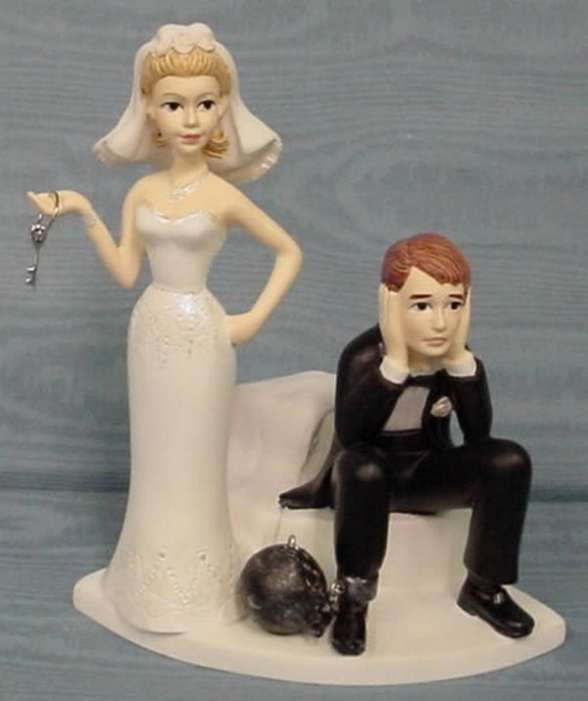 Funny Wedding cakes - 20 Pics | Curious, Funny Photos / Pictures