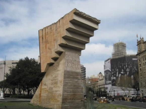 How to use these stairs: Stairs to nowhere: 13