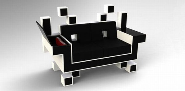 creative sofa sets 01 - Fantasy Sofa designs