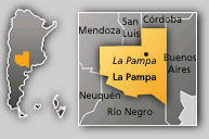 La Pampa is known worldwide for its Red Stag, Wild Boar, Puma (Cougar) and Water Buffalo trophies.