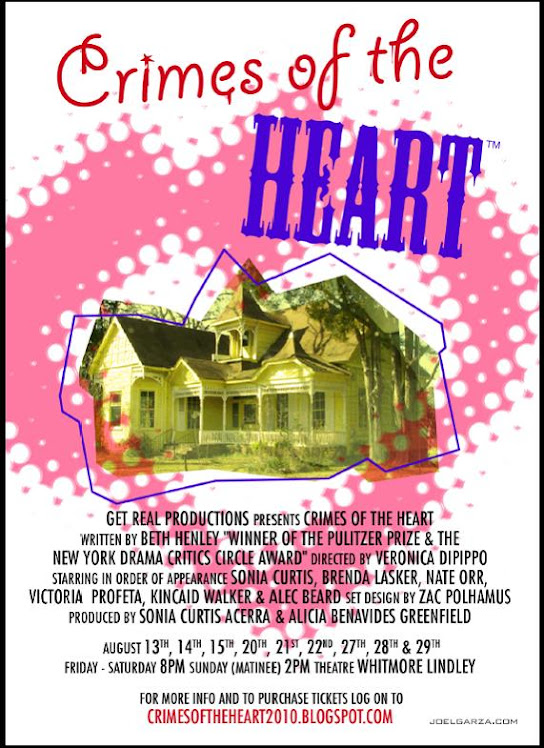 a critique of crimes of the heart a play by beth henley This time it is the manhattan theatre club's crimes of the heart, by beth henley discussed in the review) feingold finds the play magazines/crimes-heart.