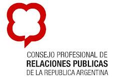 Miembro del Consejo Profesional de Relaciones Públicas de Argentina