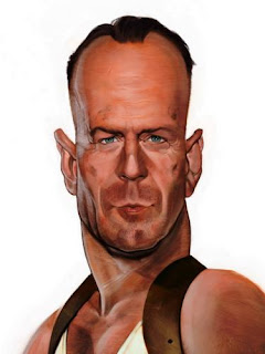 bruce willis 31695 - Bruce Willis+Paul Walker+ 50 Cent = Set Up...