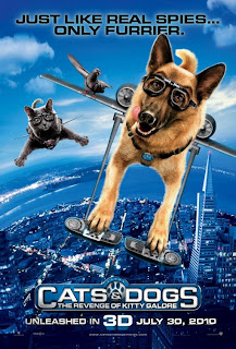 cats and dogs the revenge of kitty galore - La Academia ha hablado! Estos son los 15 filmes animados que hay que ver...