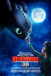 how to train your dragon - Las mejores 10 peliculas del año son... Según Dave.