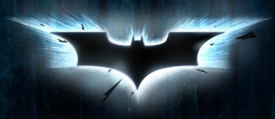 dark knight logo+%25281%2529 - El guion de The Dark Knight Rises es fenomenal!