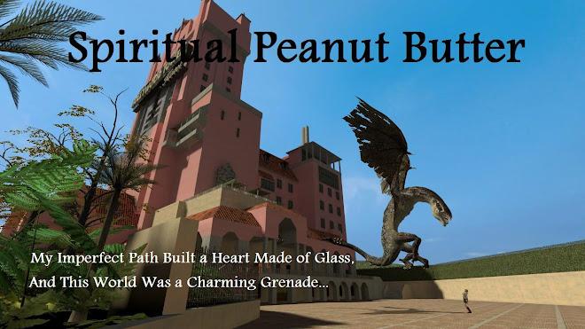 Spiritual Peanut Butter