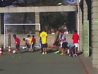 Projeto de Futsal