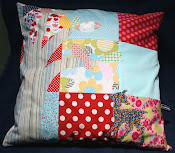 and another cushion. . .