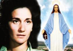 Virgen María en Garabandal, España.