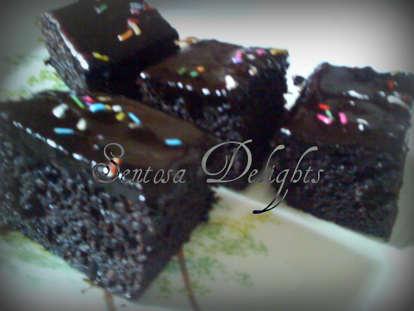 Resepi Kek Coklat Kukus Moist