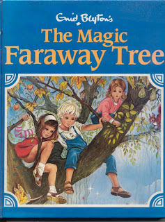 The Magic Faraway Tree Book Cover