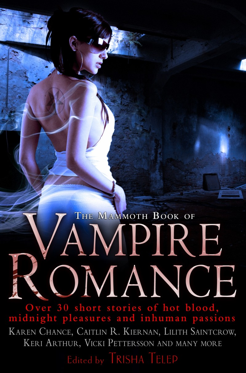Vampire romance sex nsfw pic