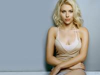 Scarlett, Johansson, hot, sexy, clavage show,