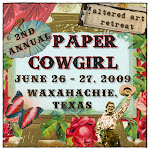 Cowgirl Paper Arts Event 2009