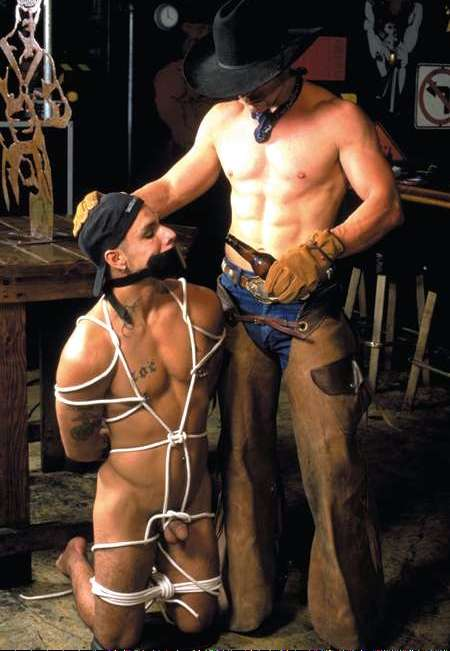 image Male bondage gay milo known tiny of
