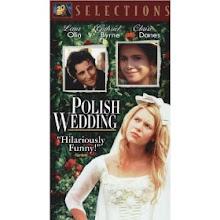 Cartel de la Boda Polaca